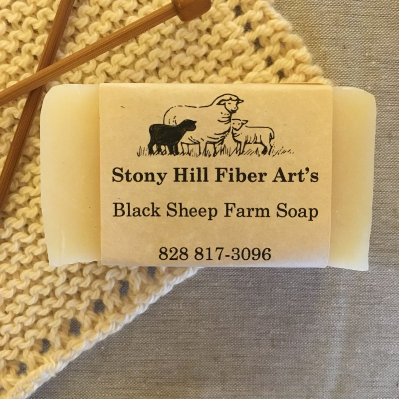 Black Sheep Farm Soap