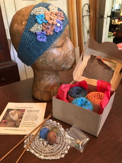 Headband Kit Teal