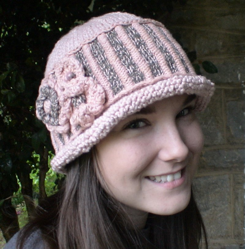 Ribbed Headband Hat Knitting Pattern