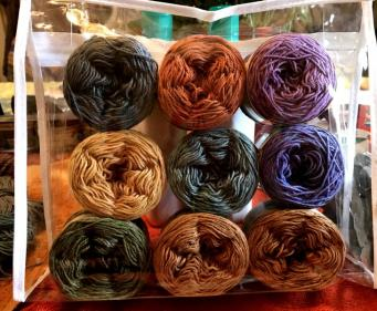Lost in Time Yarn Kit